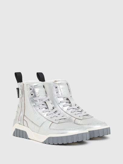 Diesel - S-RUA MC W, Silber - Sneakers - Image 2