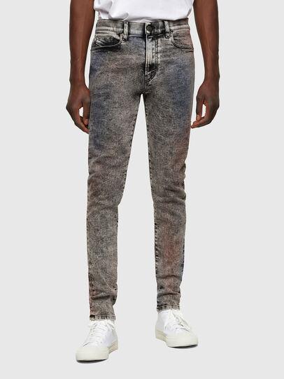Diesel - D-Amny 009VG, Nero/Grigio scuro - Jeans - Image 1
