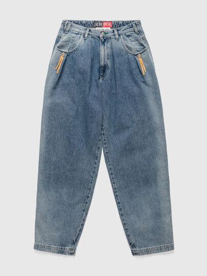 Diesel - DxD-P1 0CBBL, Blu Chiaro - Jeans - Image 1
