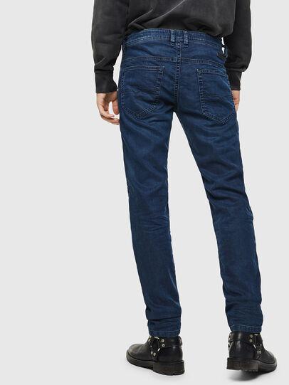 Diesel - Thommer JoggJeans 0688J, Dunkelblau - Jeans - Image 2