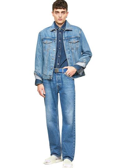 Diesel - D-Macs 009MG, Bleu moyen - Jeans - Image 5