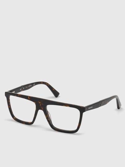 Diesel - DL5369, Schwarz/Braun - Korrekturbrille - Image 2