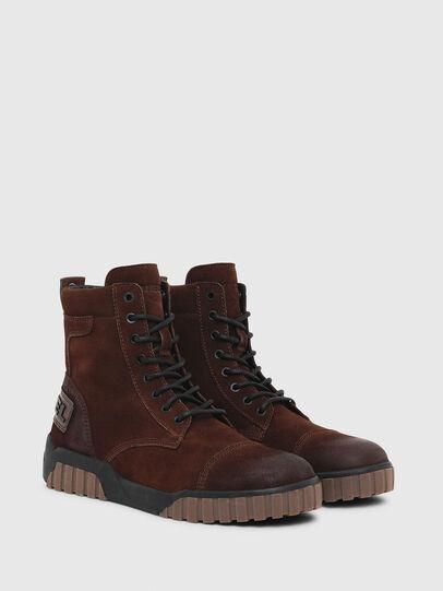 Diesel - H-RUA AM, Braun - Sneakers - Image 2