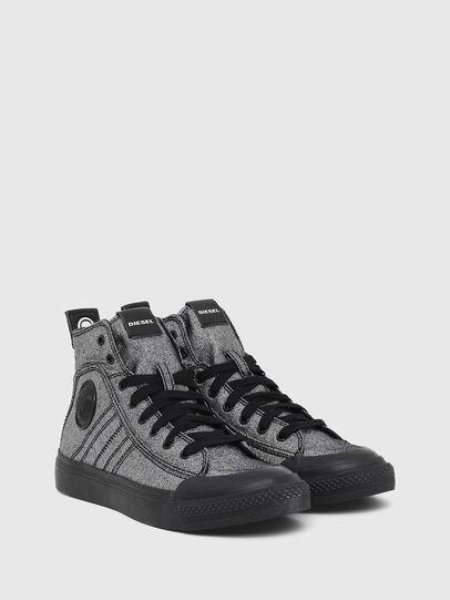 Diesel - S-ASTICO MID LACE W, Grau - Sneakers - Image 2