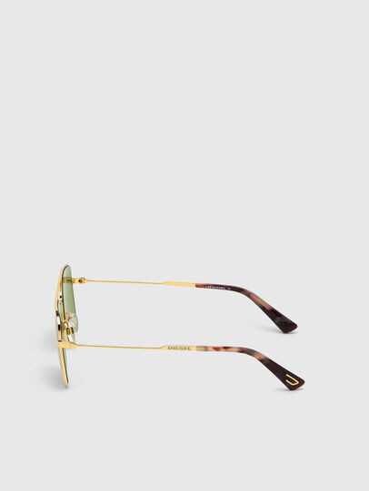 Diesel - DL0302, Gold - Sonnenbrille - Image 3