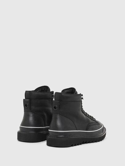 Diesel - H-SHIROKI DMBB, Schwarz - Sneakers - Image 3