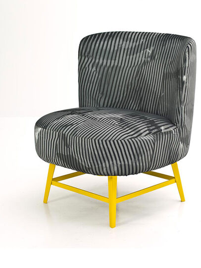 Diesel - GIMME SHELTER CHAIR, Multicolor  - Furniture - Image 1