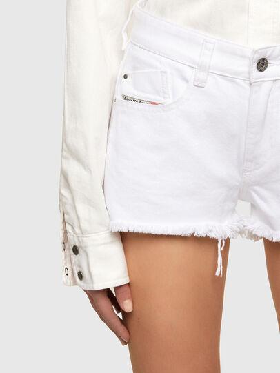 Diesel - DE-RIFTY, Blanc - Shorts - Image 4