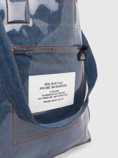 Diesel - F-THISBAG SHOWEI, Jeansblau - Shopper und Schultertaschen - Image 5