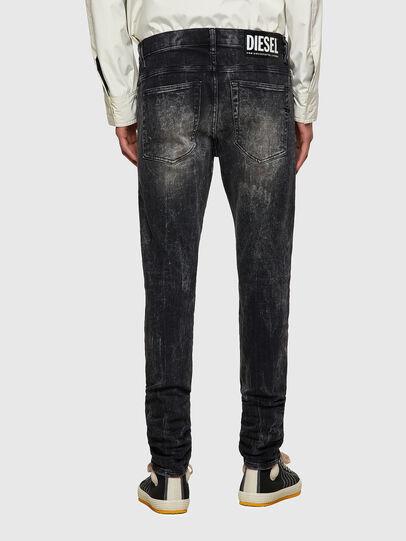 Diesel - D-Amny 009PX, Black/Dark grey - Jeans - Image 2