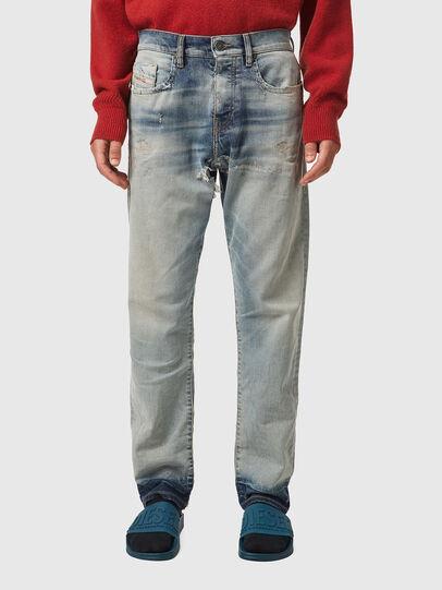 Diesel - D-Viker 09A21, Light Blue - Jeans - Image 1