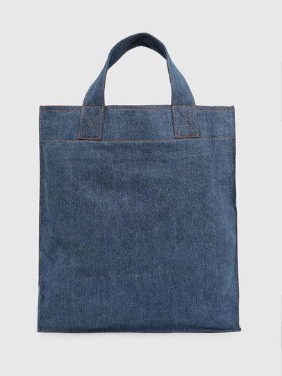 Diesel - F-THISBAG SHOWEI, Jeansblau - Shopper und Schultertaschen - Image 2