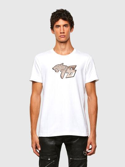 Diesel - T-DIEGOS-N29, Weiß - T-Shirts - Image 1