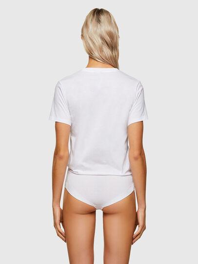 Diesel - UFBY-BODYSILY, White - Bodysuits - Image 2