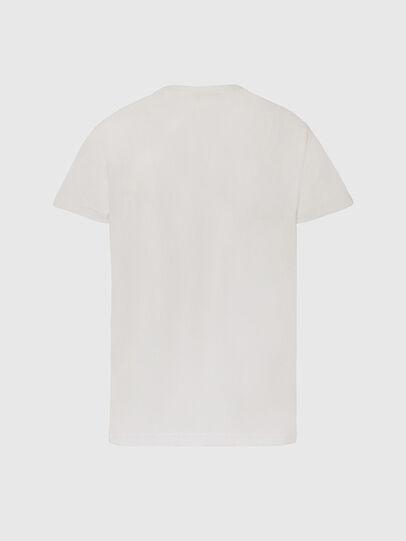 Diesel - T-DIEGOS-X45, Weiß - T-Shirts - Image 2