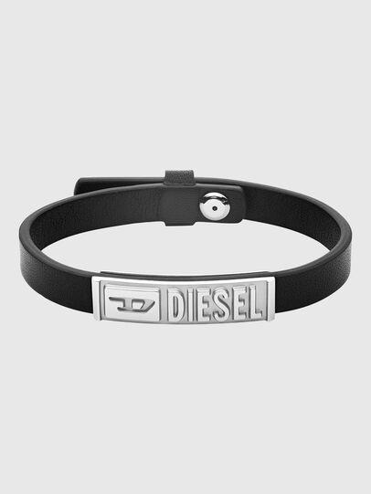Diesel - DX1226, Noir - Bracelets - Image 1