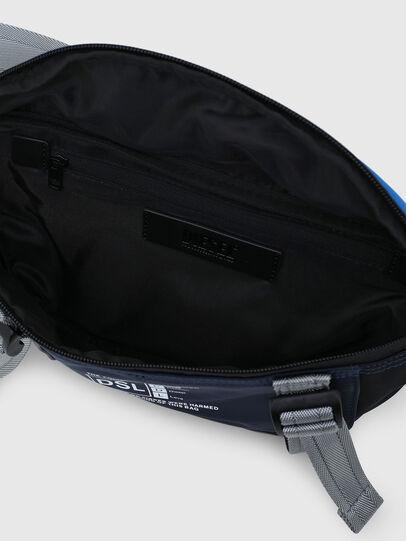 Diesel - MHAIR, Bleu - Sacs ceinture - Image 4