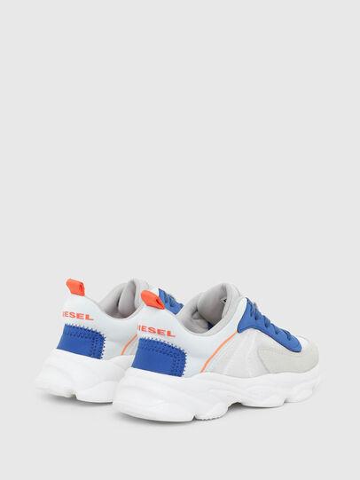 Diesel - S-SERENDIPITY LC CH, Blanc/Bleu - Footwear - Image 3
