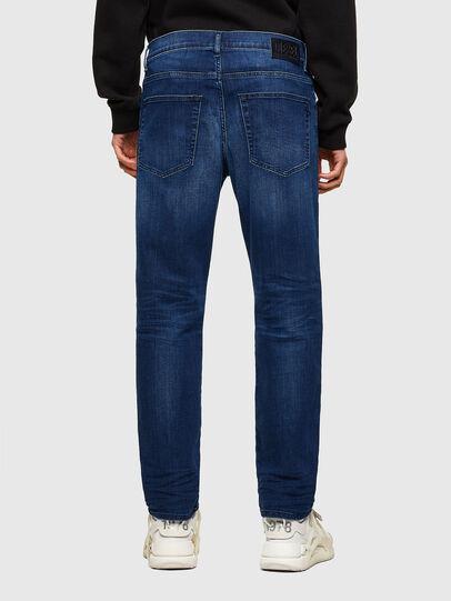 Diesel - D-Fining 069SF, Bleu Foncé - Jeans - Image 2