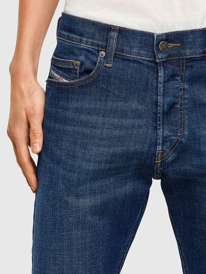 Diesel - D-Luster 009NN, Blu Scuro - Jeans - Image 4