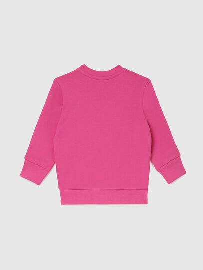 Diesel - SCREWDIVISION-LOGOB-, Rosa - Sweatshirts - Image 2