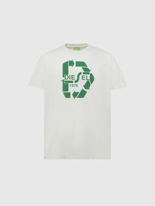 T-DIEGOS-N23, Weiß - T-Shirts