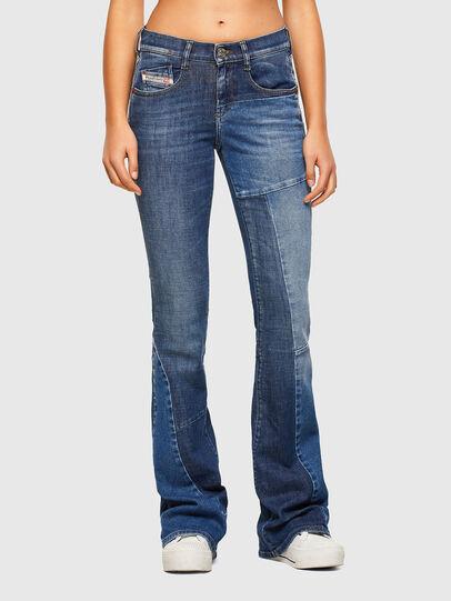 Diesel - D-Ebbey 009NP, Bleu moyen - Jeans - Image 1