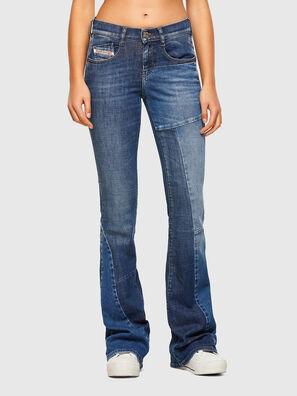D-Ebbey 009NP, Mittelblau - Jeans