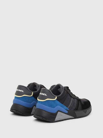Diesel - S-BRENTHA FLOW, Schwarz/Blau - Sneakers - Image 3