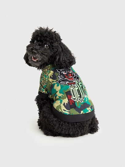 Diesel - PET-WOLF-CMF, Vert Camouflage - Other Accessories - Image 2