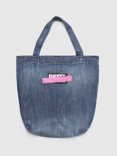 Diesel - WFLIP, Jeansblau - Taschen - Image 1