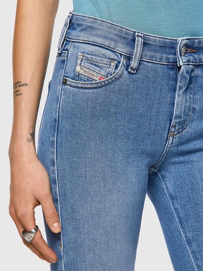 Diesel - Slandy 009ZY, Blu Chiaro - Jeans - Image 4