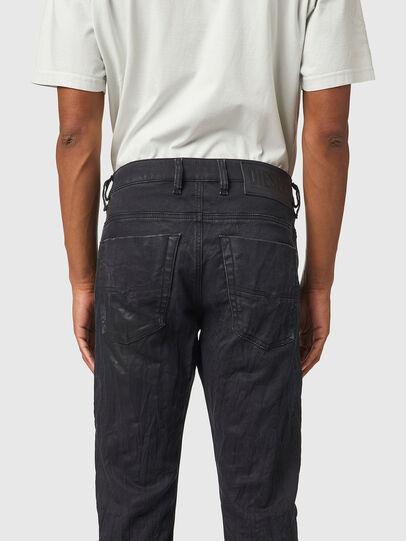 Diesel - Krooley JoggJeans® 069WB, Noir/Gris foncé - Jeans - Image 4
