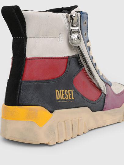 Diesel - S-RUA MID SK, Multicolore - Baskets - Image 5