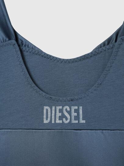 Diesel - UFPT-DILLY-SAT, Bleu - Robes de chambre - Image 4