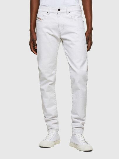 Diesel - D-Strukt 003AF, Bianco - Jeans - Image 1