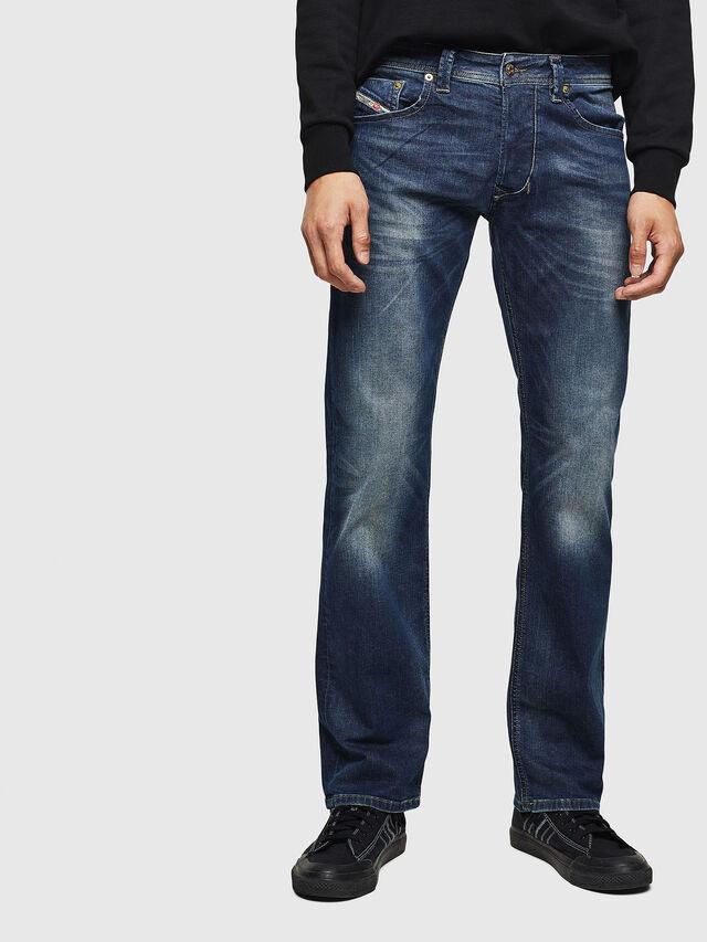 Diesel - Larkee 0853R, Dunkelblau - Jeans - Image 1