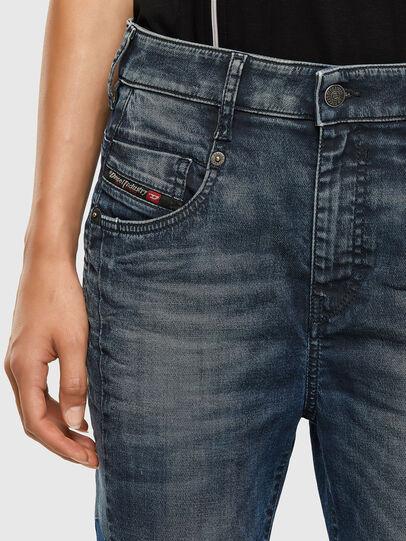 Diesel - FAYZA JoggJeans® 069PD, Dunkelblau - Jeans - Image 3