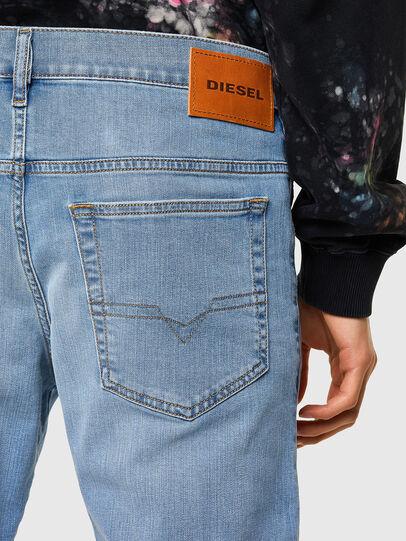 Diesel - D-Yennox 009NX, Bleu Clair - Jeans - Image 3