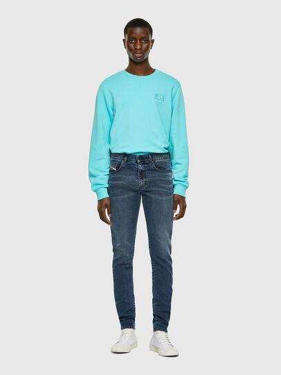 Diesel - D-Strukt JoggJeans® 069VH, Blu medio - Jeans - Image 5
