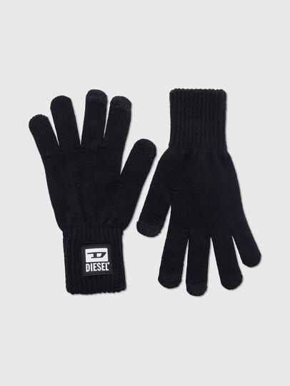 Diesel - K-JACK, Schwarz - Handschuhe - Image 1