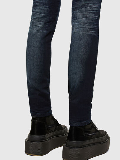 Diesel - Gracey JoggJeans 069PZ, Dunkelblau - Jeans - Image 5
