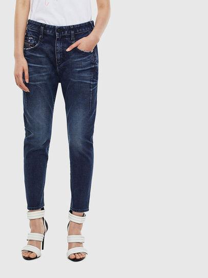Diesel - Fayza 009BY, Dunkelblau - Jeans - Image 1