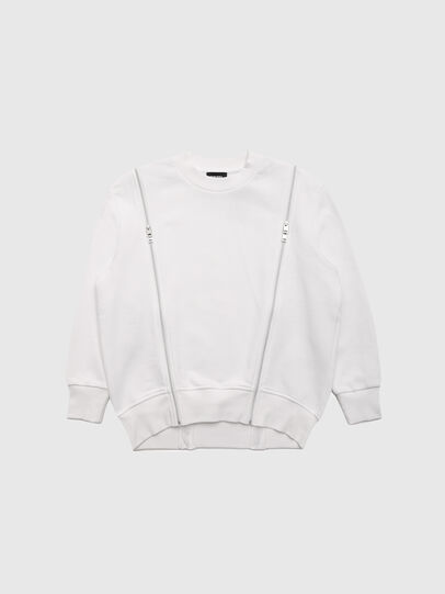 Diesel - SGEORGIA, White - Sweaters - Image 1