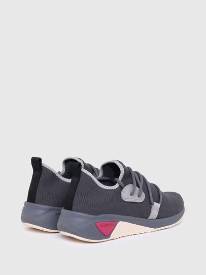 Diesel - S-KB SLE W, Grigio - Sneakers - Image 3