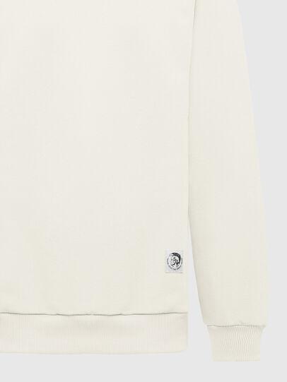 Diesel - S-GIRK-MOHI, Weiß - Sweatshirts - Image 3