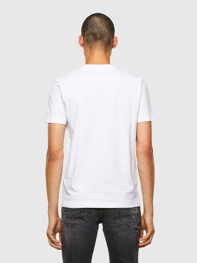 Diesel - T-DIEGOS-K35, Weiß - T-Shirts - Image 2