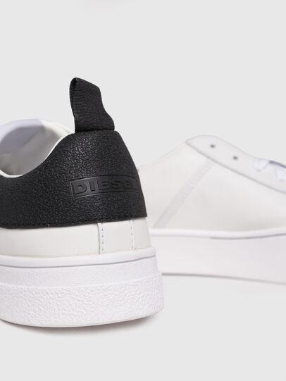Diesel - S-CLEVER LOW, Weiß/Schwarz - Sneakers - Image 4