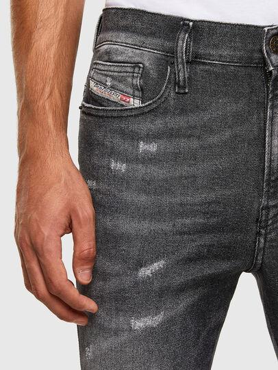Diesel - D-Istort 009EX, Schwarz/Dunkelgrau - Jeans - Image 3