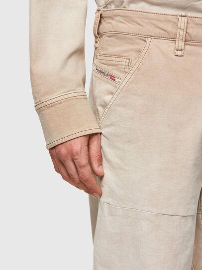 Diesel - D-Azerr JoggJeans® 069WG, Weiß - Jeans - Image 5